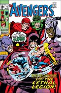 Avengers Vol 1 79