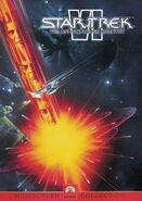 Star Trek VI The Undiscovered Country DVD cover