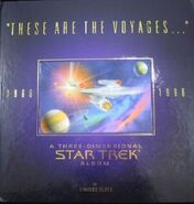 These Are Voyages Popup cover