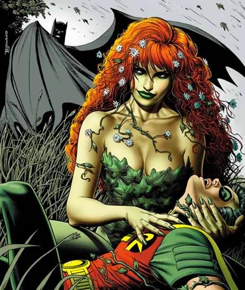poison ivy comic pictures. poison ivy pictures batman.