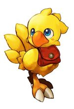ChocoDWii-Chocobo