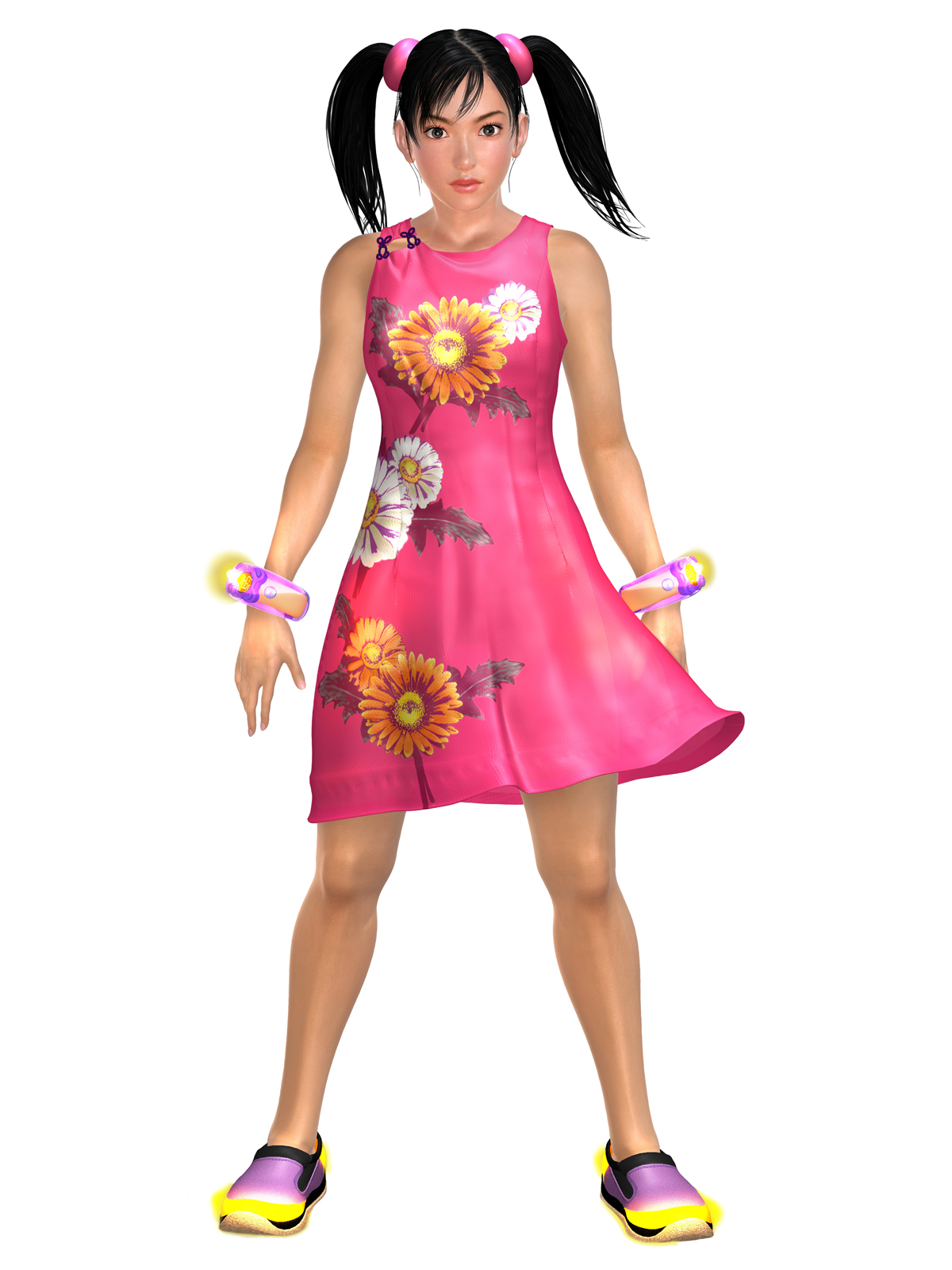 Ling Xiaoyu - The Tekken Wiki - Tekken 6, Tekken 5, Tekken 3, and more