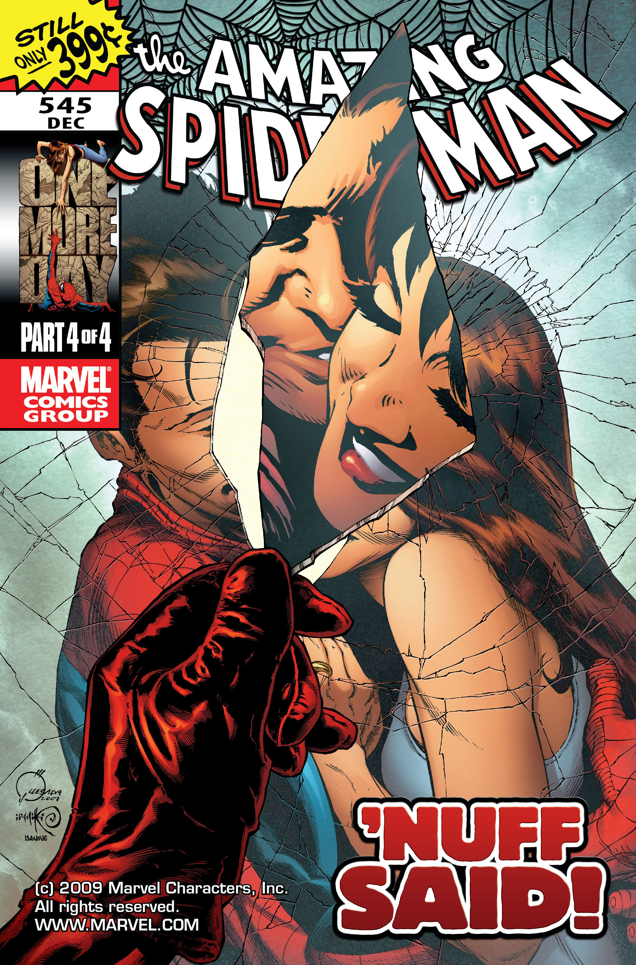 Amazing Spider-Man Vol 1 545