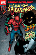 Amazing Spider-Man Vol 1 550