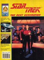 Marvel TNG magazine issue 2 cover