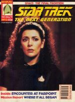 Marvel TNG magazine issue 13 cover