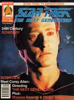 Marvel TNG magazine issue 19 cover