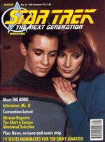 Marvel TNG magazine issue 21 cover