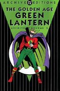 Golden Age Green Lantern Archives, Volume 2