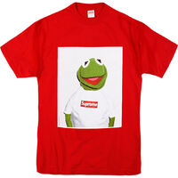 Supreme-Kermit-Tee-Red