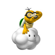 Lakitu NSMB