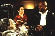 Avery Brooks directing 'Ties of Blood and Water'