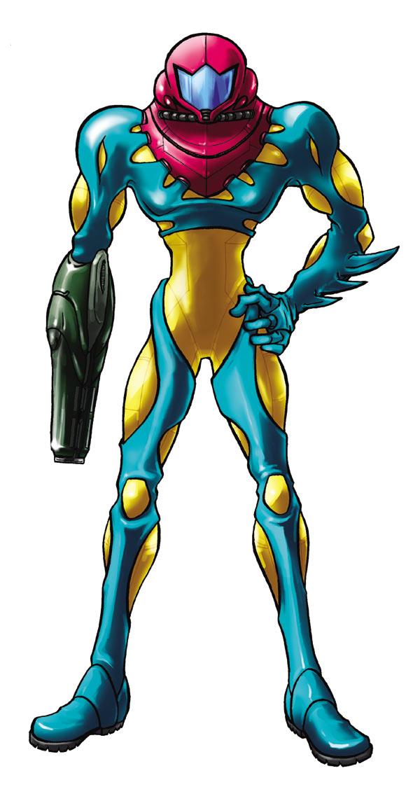 Metroid Fusion revision