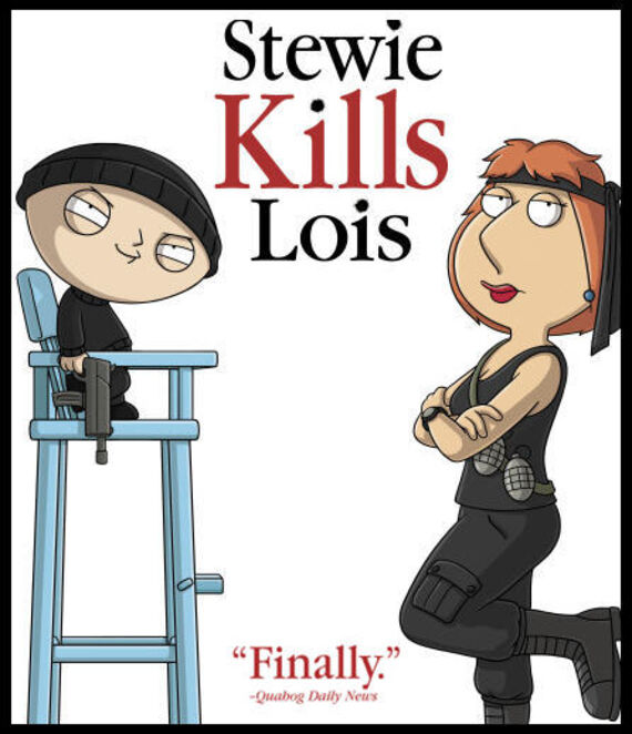 Family Guy Season 6 Episode 4 Stewie Kills Lois (1)