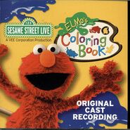 Elmo's Coloring Book (soundtrack)