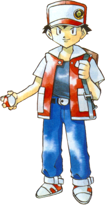 Red (Pokémon Trainer) - The Nintendo Wiki - Wii, Nintendo ...