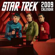Star Trek Calendar 2009