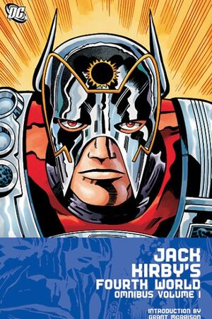 Cover for Jack Kirby&#39;s Fourth World Omnibus #1