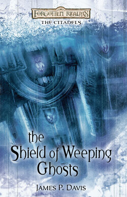 Shield of weeping ghosts cover