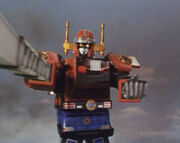 LR Lightspeed Megazord