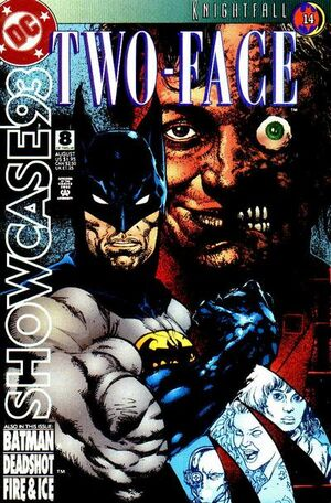 Cover for Showcase '93 #8