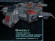 Grizzly SC-G Game1