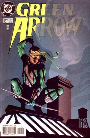 Cover for Green Arrow #137