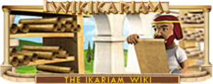 WikIkariam Secondary Logo