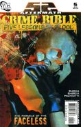 Crime Bible Five Lessons of Blood 5