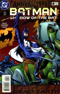 Batman - Shadow of the Bat Annual 4