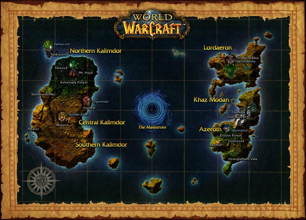 descargar mapa de warcraft