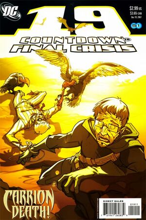 Cover for Countdown #19