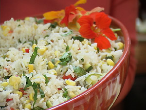 Image of Aussie Rice Salad, Recipes Wiki