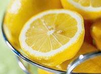 """Предпросмотр схемы вышивки  """"Лимоны """"."""