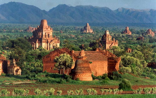 BurmaSceneryOfOldBagan