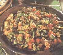 Image of Aginares Me Koukia, Recipes Wiki