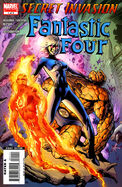 Secret Invasion Fantastic Four Vol 1 1