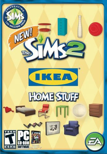 IKEA boxart