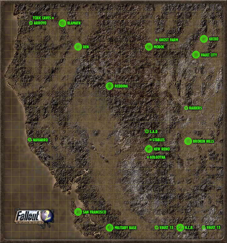 New Vegas World Map.Tinlieneasge Fallout New Vegas Map