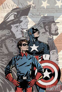 Captain America 65th Anniversary Special Vol 1 1 textless