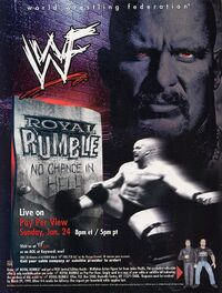 Royal Rumble 1999 Poster