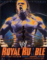Royal Rumble 2003 Poster