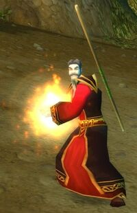 Bloodsail Mage