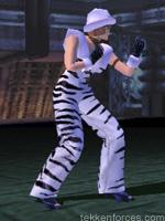 Image anna williams zebra costume tekken 3 jpg for Bunny williams wikipedia