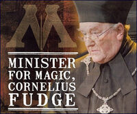 Minister Fudge