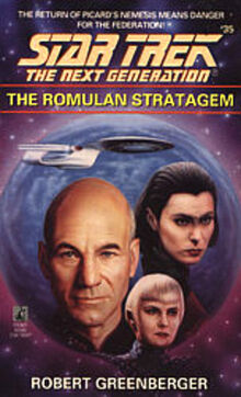 The Romulan Stratagem cover