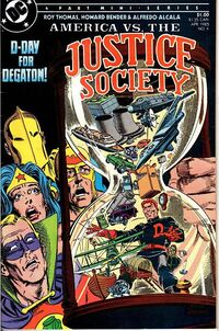 America vs the Justice Society Vol 1 4