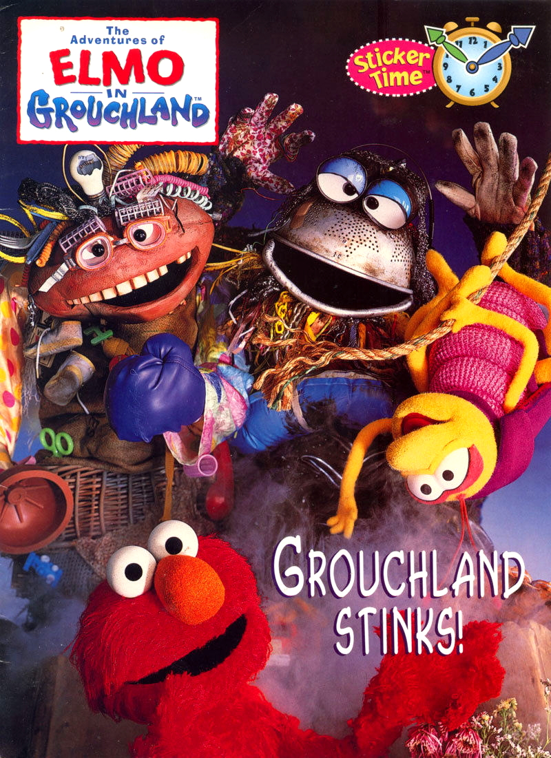Grouchlandstinks