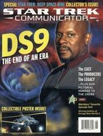 Communicator issue 123 cover