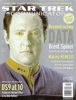 Communicator issue 142 cover